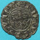 Photo numismatique  MONNAIES BARONNIALES Dauphins du VIENNOIS JEAN II (1307-1319) Denier.