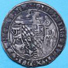 Photo numismatique  MONNAIES BARONNIALES Comté de HAINAUT ALBERT de Bavière (1389-1404) Double gros à l'aigle.