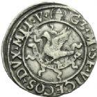 Photo numismatique  MONNAIES MONNAIES DU MONDE ITALIE MILAN, Galeazzo Maria Sforza (1466-1476) Teston ou Grosso de 4.