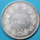 Photo numismatique  MONNAIES MONNAIES DU MONDE ITALIE SAINT-SIEGE, Pie IX (1846-1878) Scudo.