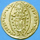 Photo numismatique  MONNAIES MONNAIES DU MONDE ITALIE VENISE, Antonio Venier (1382-1400) Ducat d'or.