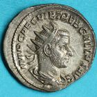 Photo numismatique  MONNAIES EMPIRE ROMAIN TRÉBONIEN GALLE (251 - 253)  Antoninien.