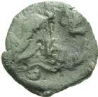 Photo numismatique  MONNAIES GAULE - CELTES BITURIGES et LEMOVICES (Régions de Bourges et Limoges)  Bronze.