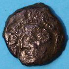 Photo numismatique  MONNAIES IBERIE- GAULE - CELTES CARNUTES (région de Chartres)  Bronze de Toutobocio.