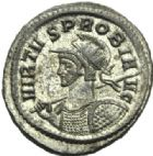 Photo numismatique  MONNAIES EMPIRE ROMAIN PROBUS (276-282)  Antoninien.