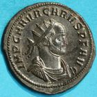 Photo numismatique  MONNAIES EMPIRE ROMAIN CARUS (282-283)  Antoninien.