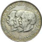 Photo numismatique  MONNAIES MODERNES FRANÇAISES 3ème REPUBLIQUE (4 septembre 1870-10 juillet 1940)  Module de 20 francs. 10e anniversaire du Traité de Versailles.