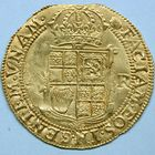 Photo numismatique  MONNAIES MONNAIES DU MONDE ANGLETERRE JAMES Ier (1603-1625) Unité d'or.