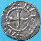 Photo numismatique  MONNAIES BARONNIALES Comté de BLOIS (2e moitié du XIe) Denier.