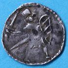 Photo numismatique  MONNAIES BARONNIALES Flandre - ville de BRUGES  Maille de 1253-1259.