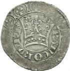Photo numismatique  MONNAIES ROYALES FRANCAISES JEAN II LE BON (22 août 1350-18 avril 1364)  Gros blanc à la couronne