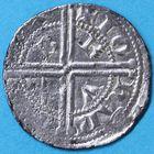 Photo numismatique  MONNAIES BARONNIALES Duché de BRABANT JEAN Ier (1268-1294) Esterlin de Bruxelles.