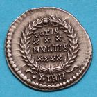 Photo numismatique  MONNAIES EMPIRE ROMAIN CONSTANCE II (César 324-337 - Auguste 337-361)  Silique.