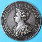 Photo numismatique  MEDAILLES MONNAIES DU MONDE ANGLETERRE ANNE (1702-1714) Médaille de la prise de Tournai en 1709.