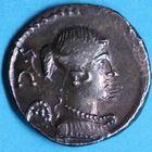 Photo numismatique  MONNAIES RÉPUBLIQUE ROMAINE T. Carisius (vers 46)  Denier.