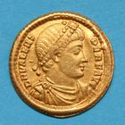 Photo numismatique  MONNAIES EMPIRE ROMAIN VALENTINIEN Ier (Auguste 364-375)  Solidus.