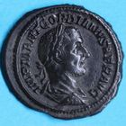 Photo numismatique  MONNAIES EMPIRE ROMAIN GORDIEN Ier (238)  Denier.