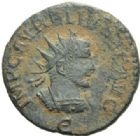 Photo numismatique  MONNAIES EMPIRE ROMAIN VABALATHE (Dux R. 270-271 - Auguste 271-272)  Antoninien avec Aurélien.