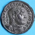 Photo numismatique  MONNAIES EMPIRE ROMAIN CONSTANCE CHLORE (César 293-305 - Auguste 305-306)  Follis.