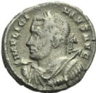 Photo numismatique  MONNAIES EMPIRE ROMAIN LICINIUS Ier (308-324)  Silique de billon.