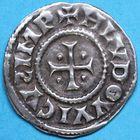 Photo numismatique  MONNAIES CAROLINGIENS LOUIS LE PIEUX, empereur (janvier 814-20 juin 840)  Denier.