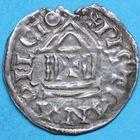 Photo numismatique  MONNAIES CAROLINGIENS LOTHAIRE Ier, empereur (817-855)  Denier.