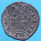 Photo numismatique  MONNAIES ROYALES FRANCAISES PHILIPPE IV le Bel (1285-1314)  Double tournois. 1�re �mission.