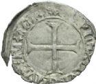 Photo numismatique  MONNAIES ROYALES FRANCAISES CHARLES VII (30 octobre 1422-22 juillet 1461)  Double tournois.