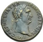 Photo numismatique  MONNAIES EMPIRE ROMAIN TRAJAN (98-117)  Sesterce.