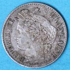 Photo numismatique  MONNAIES MODERNES FRANÇAISES 2ème RÉPUBLIQUE (24 février 1848-2 décembre 1852)  20 centimes.