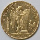 Photo numismatique  MONNAIES MODERNES FRANÇAISES 3ème REPUBLIQUE (4 septembre 1870-10 juillet 1940)  50 francs or.
