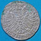 Photo numismatique  MONNAIES BARONNIALES Principauté de CHÂTEAU-RENAUD Louise-Marguerite de LORRAINE (1614-1631) Quatre sols.