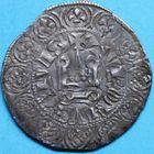 Photo numismatique  MONNAIES ROYALES FRANCAISES PHILIPPE IV LE BEL (5 octobre 1285-30 novembre 1314)  Gros tournois à l'O long.