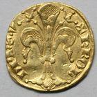Photo numismatique  MONNAIES BARONNIALES Dauphins du VIENNOIS CHARLES (1349-1364), futur CHARLES V de France Florin d'or.