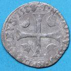 Photo numismatique  MONNAIES BARONNIALES Principauté des DOMBES FRANCOIS II de Bourbon-Montpensier (1582-1592) Douzain de 1588