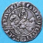 Photo numismatique  MONNAIES BARONNIALES Seigneurie d'ÉLINCOURT GUI IV de Saint-Pol (1300-1317) Baudekin.