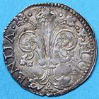 Photo numismatique  MONNAIES MONNAIES DU MONDE ITALIE FLORENCE Grosso du premier semestre 1515.