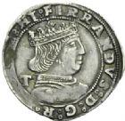 Photo numismatique  MONNAIES MONNAIES DU MONDE ITALIE NAPLES, Ferdinand Ier (1458-1494) Coronato.