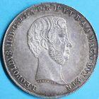 Photo numismatique  MONNAIES MONNAIES DU MONDE ITALIE TOSCANE, Léopold II de Lorraine (1824-1859) Francescone.