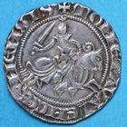 Photo numismatique  MONNAIES BARONNIALES Comté de HAINAUT MARGUERITE de Constantinople (1244-1280) Baudekin.