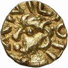 Photo numismatique  ARCHIVES VENTE 2009 -Coll B Chwartz 1 PEUPLES BARBARES MEROVINGIENS CITES LE PUY (Haute-Loire) 22- Triens frappé à Anicium, Le Puy (Haute-Loire) par le monétaire Monoaldus