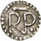Photo numismatique  ARCHIVES VENTE 2009 -Coll B CHWARTZ 1 CAROLINGIENS PEPIN LE BREF (751- sacré le 28 juillet 754 - 24 septembre 768)  61- Denier de Saint-Cirgues de Clermont-Ferrand (Puy-de-Dôme)