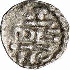 Photo numismatique  ARCHIVES VENTE 2009 -Coll B CHWARTZ 1 CAROLINGIENS PEPIN LE BREF (751- sacré le 28 juillet 754 - 24 septembre 768)  65- Denier de Saint-Denis (Seine-Saint-Denis) au nom d'Auttramnus
