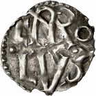 Photo numismatique  ARCHIVES VENTE 2009 -Coll B CHWARTZ 1 CAROLINGIENS CHARLEMAGNE, roi (768-800) empereur (800-814) Premier type (768 - avant 793/794) 72- Denier au nom d'Ardis