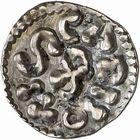 Photo numismatique  ARCHIVES VENTE 2009 -Coll B CHWARTZ 1 CAROLINGIENS CHARLEMAGNE, roi (768-800) empereur (800-814) Premier type (768 - avant 793/794) 76- Denier de Chartres (Eure-et-Loir)