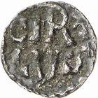 Photo numismatique  ARCHIVES VENTE 2009 -Coll B CHWARTZ 1 CAROLINGIENS CHARLEMAGNE, roi (768-800) empereur (800-814) Premier type (768 - avant 793/794) 79- Denier de Limoges (Haute-Vienne)