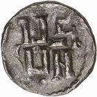 Photo numismatique  ARCHIVES VENTE 2009 -Coll B CHWARTZ 1 CAROLINGIENS CHARLEMAGNE, roi (768-800) empereur (800-814) Premier type (768 - avant 793/794) 81- Denier de Lyon (Rhône)