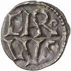Photo numismatique  ARCHIVES VENTE 2009 -Coll B CHWARTZ 1 CAROLINGIENS CHARLEMAGNE, roi (768-800) empereur (800-814) Premier type (768 - avant 793/794) 83- Denier de Narbonne (Aude)