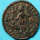 Photo numismatique  MONNAIES EMPIRE ROMAIN LICINIUS Ier (308-324)  Follis réduit.