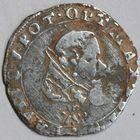 Photo numismatique  MONNAIES BARONNIALES Comtat VENAISSIN PAUL V (1605-1621) Demi franc au nom du légat Scipion Borghèse, 161(2).